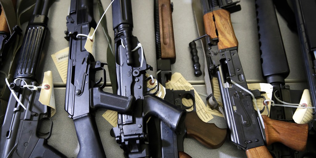 California AG appeals judge's ruling overturning decades-old assault weapons ban - NBC News