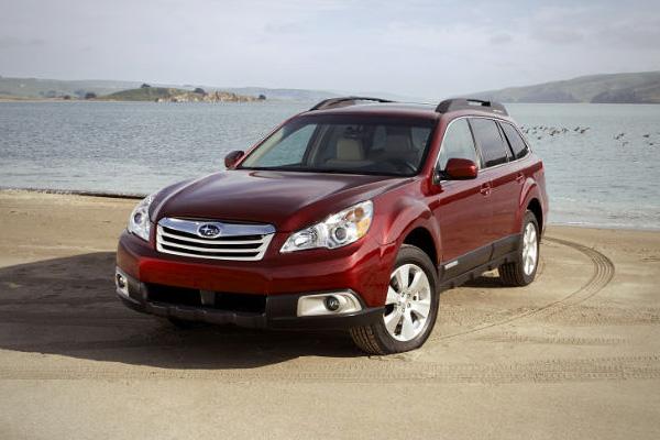 Image: 2011 Subaru Outback