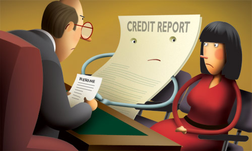 What Makes Your Credit Score Go Up Or Down