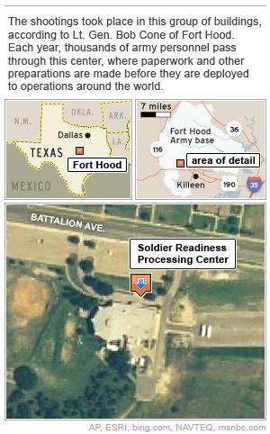 Gunman Kills 12 Wounds 31 At Fort Hood Us News Crime Courts Nbc News