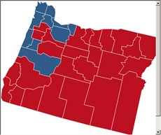 2012 Presidential Race  Election Results By State  NBC News