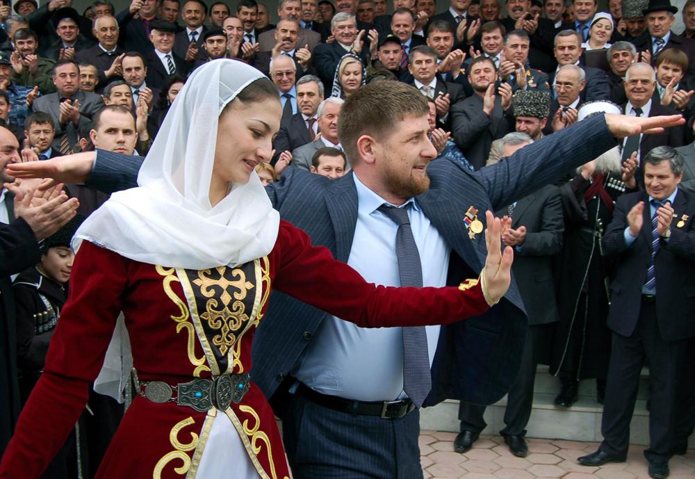 Girl chechnya muslim Goodbye My