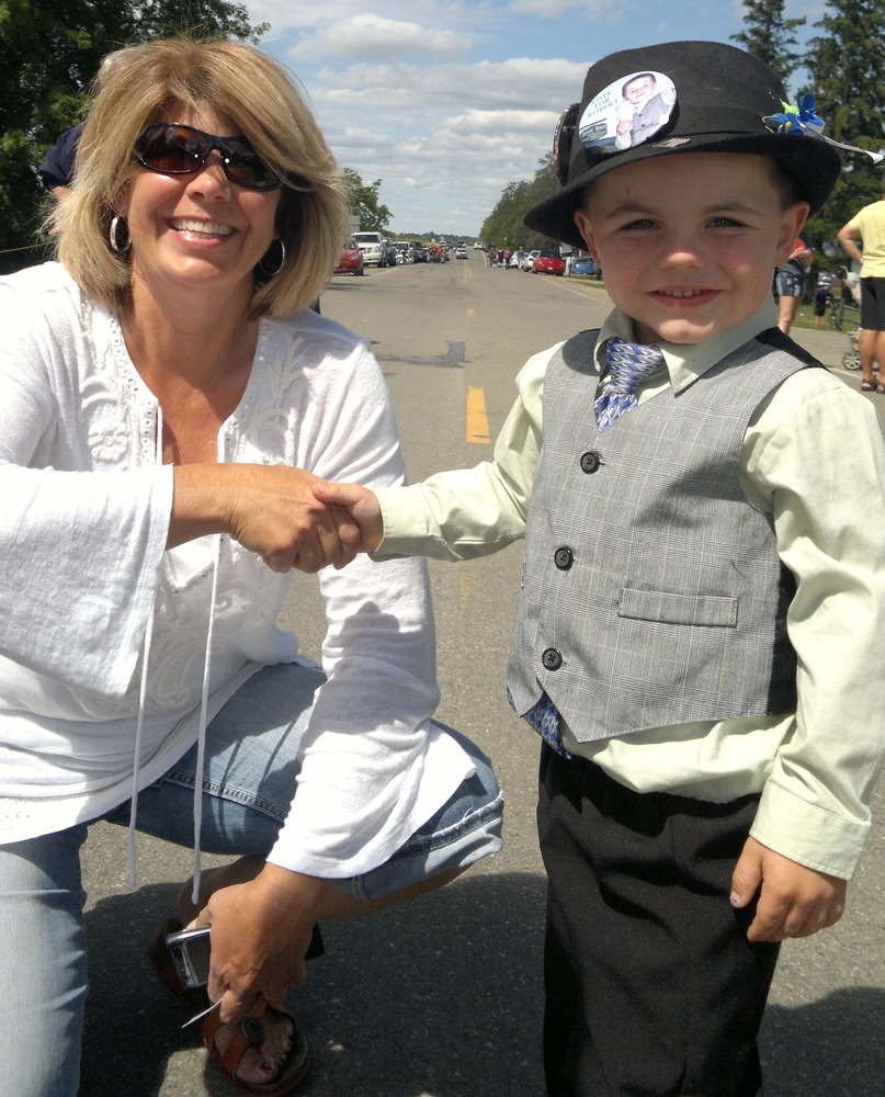 Four-year-old boy gets reelected as small-town Minnesota mayor