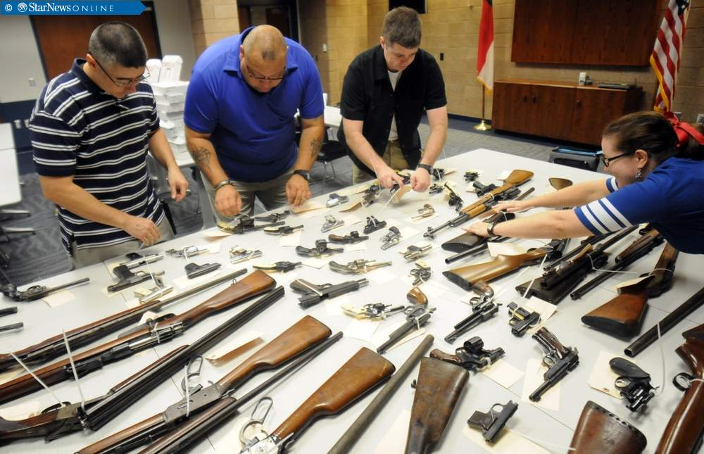 North Carolina law makes it illegal for police to destroy guns - U.S. News