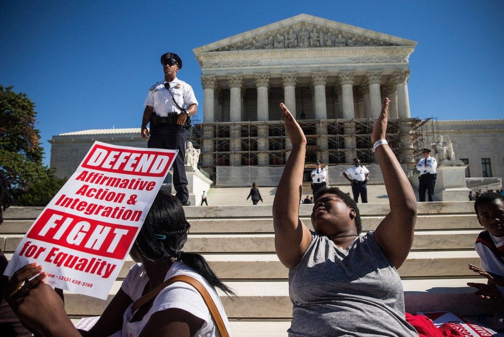 Supreme Court takes on affirmative action in Michigan ban case