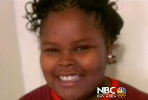 13-year-old Jahi McMath, who had her tonsils removed on Dec. 9 and was