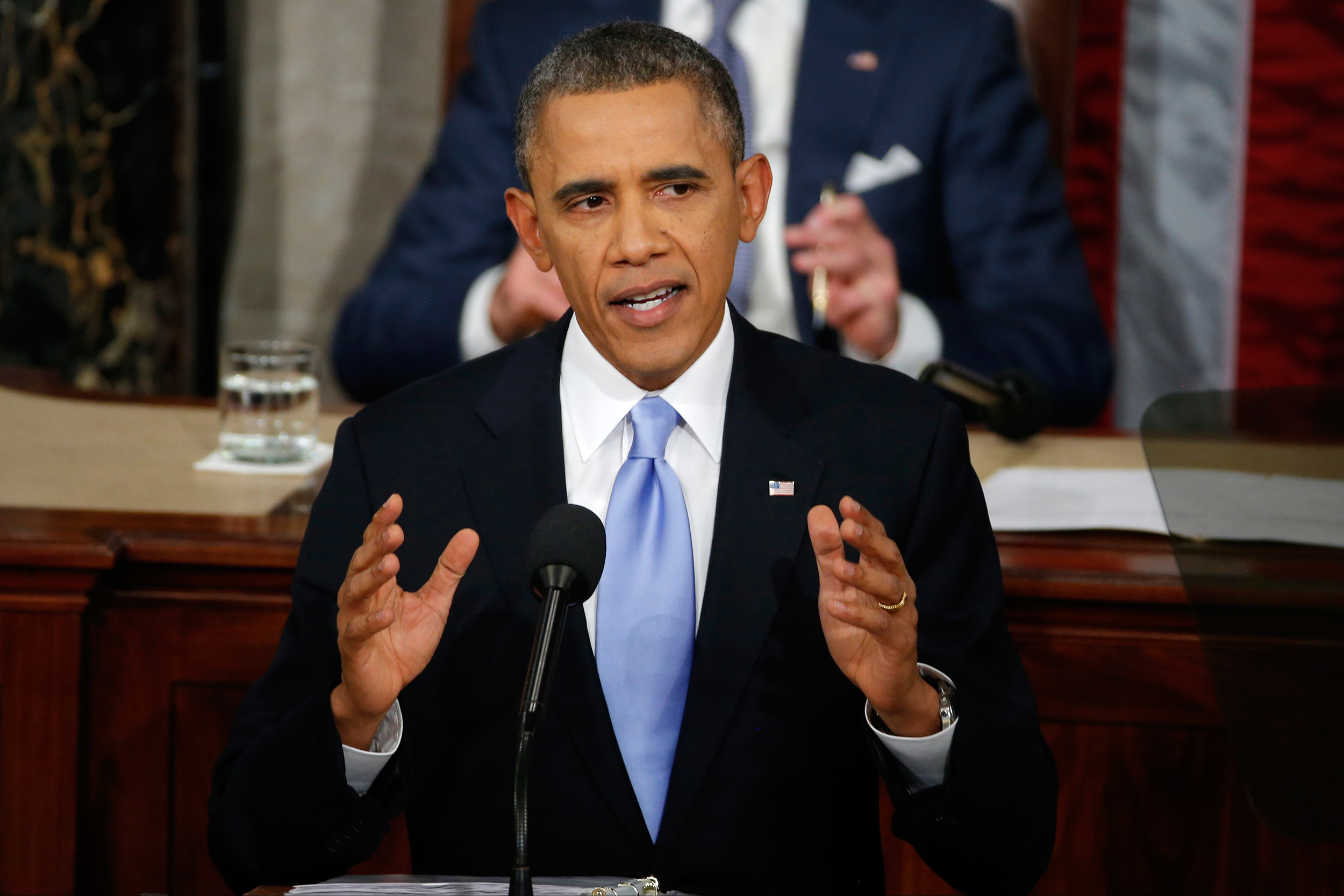 President Barack Obama's State of the Union Speech - First ...