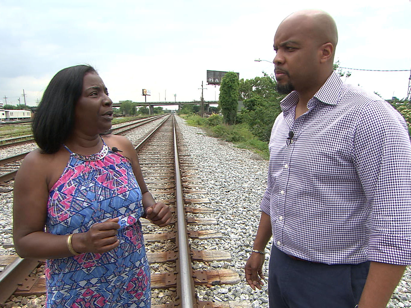Eyewitness recounts Katrina 10 years later