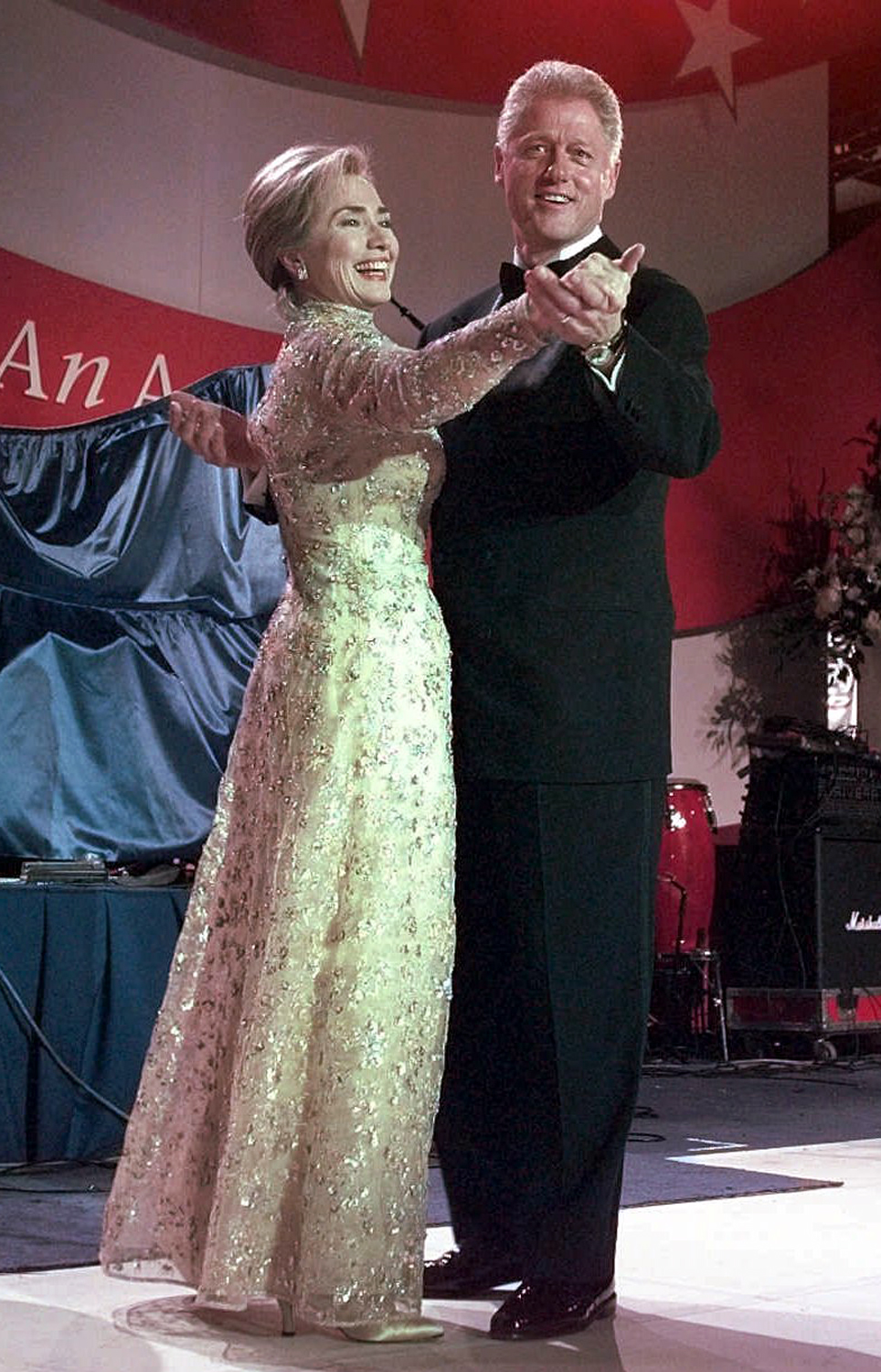 Gown and country: Inaugural ball gowns through the years