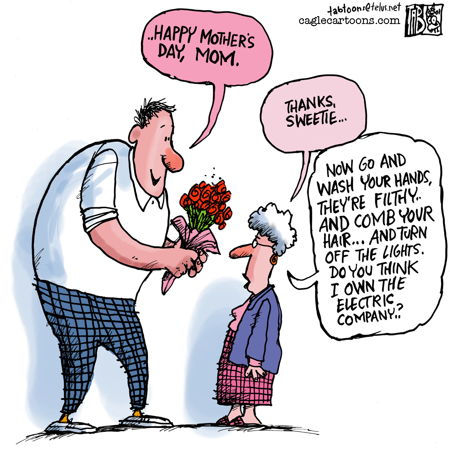 mother s day cartoons