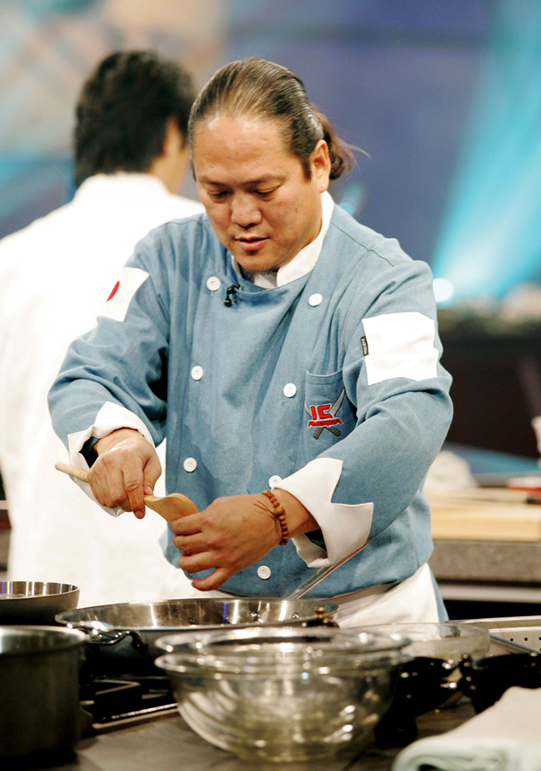 Celebrity chefs: An appetite for perfection