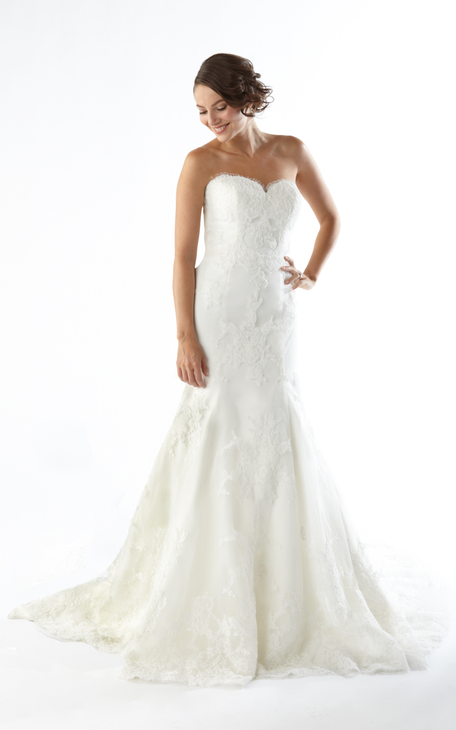 Chic Summer Bridal Gowns