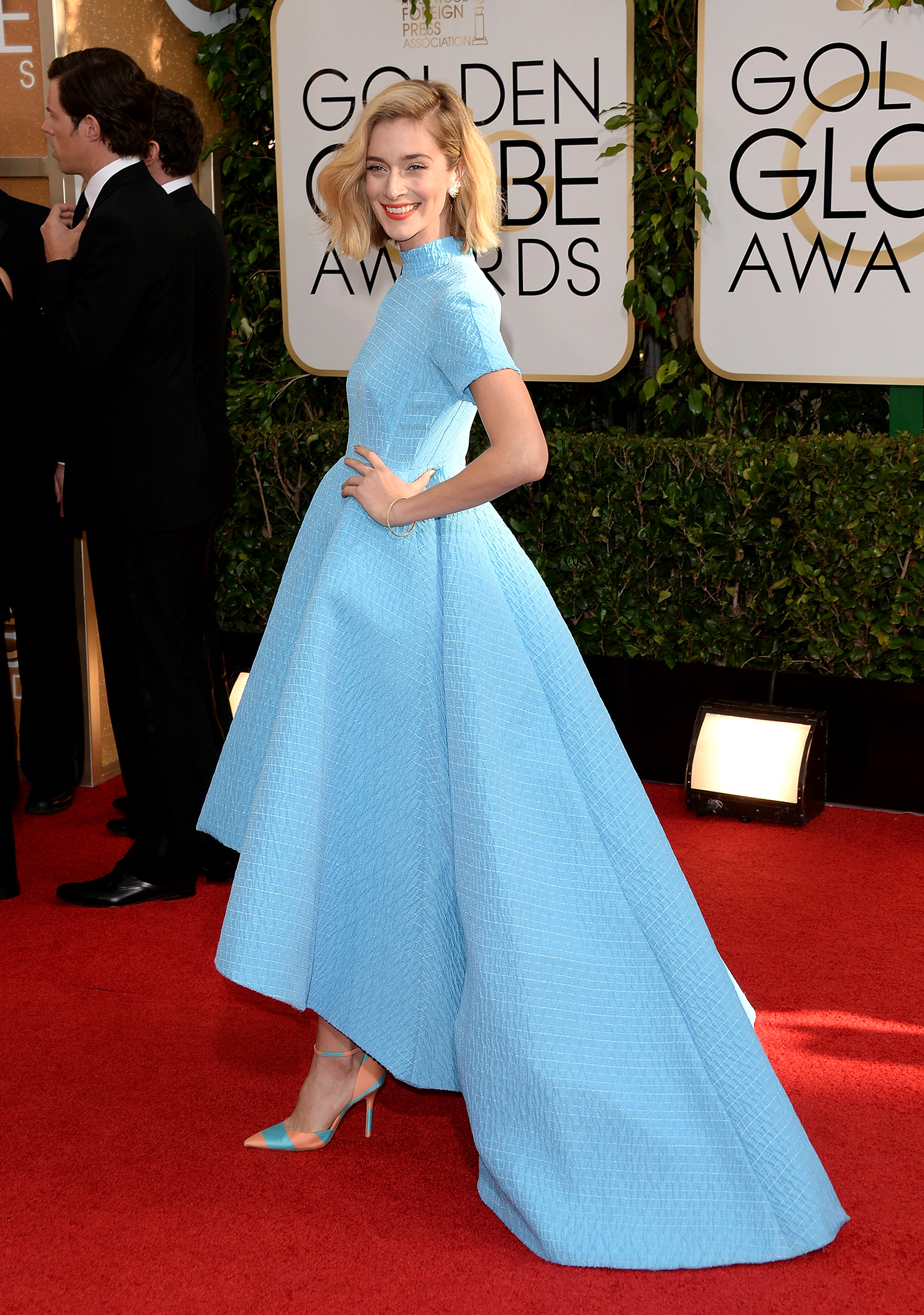 Red carpet style at the 2014 Golden Globes