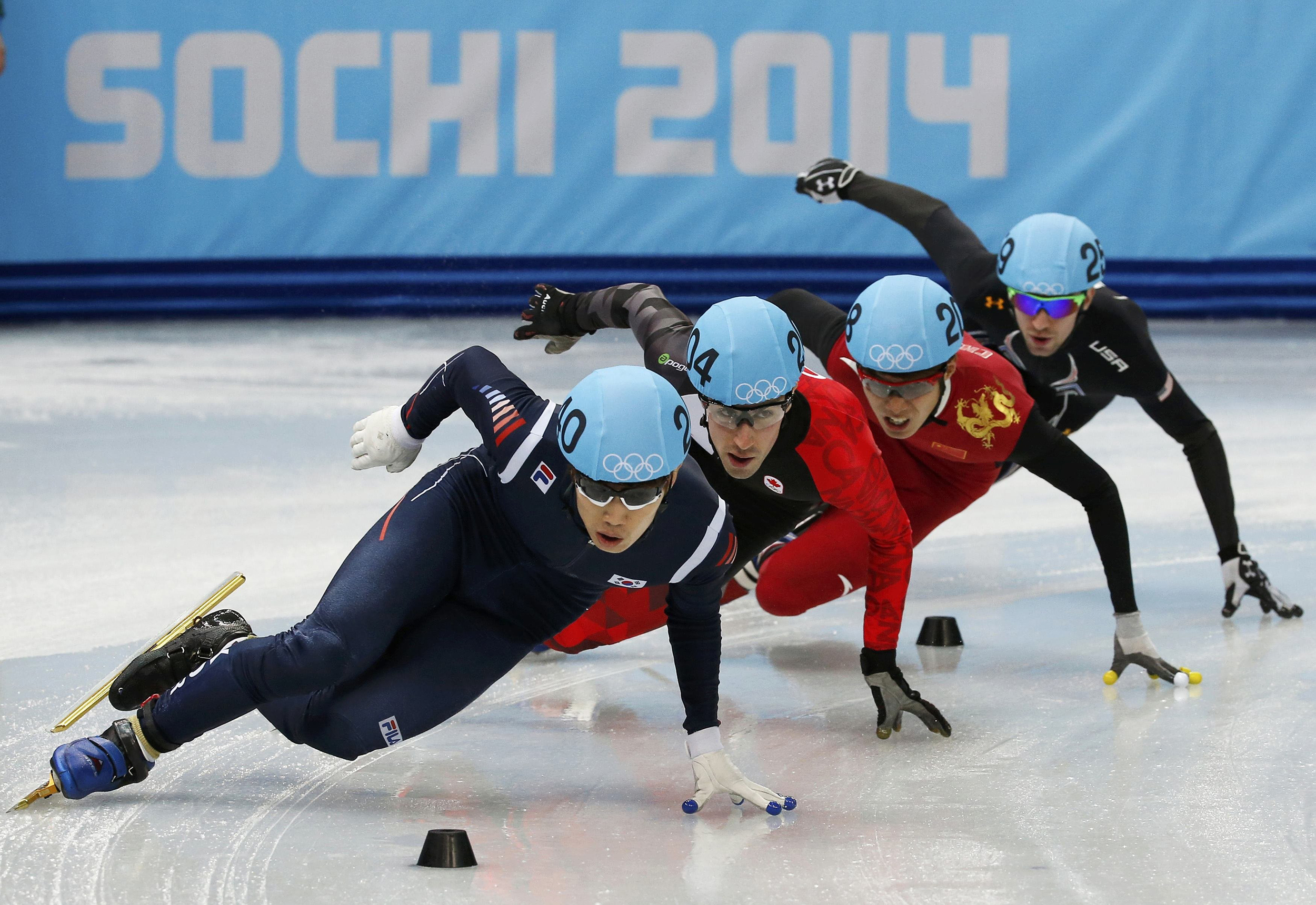 Sochi in Pictures: Highlights from Day Three
