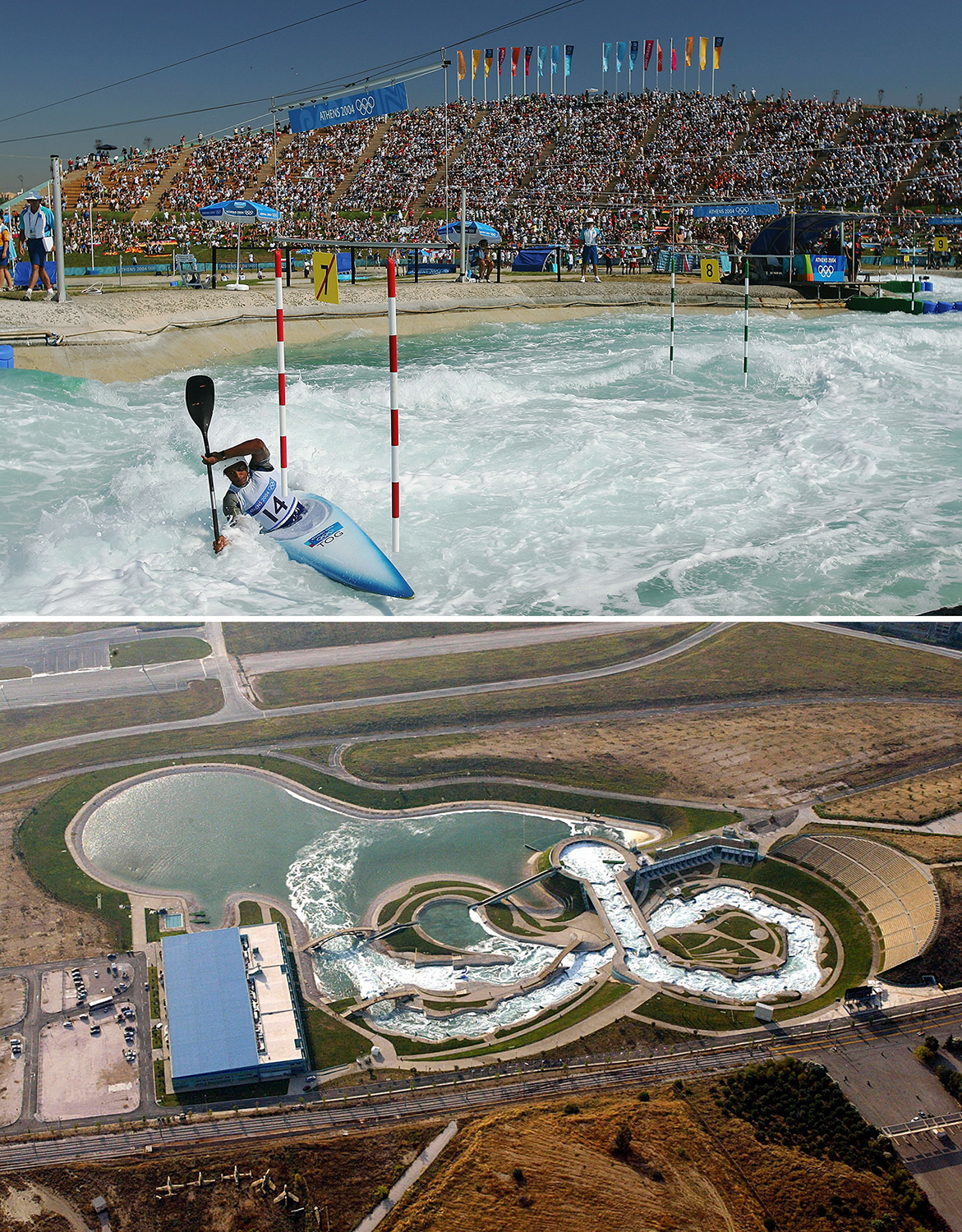 Olympic Venues Where Are They Now