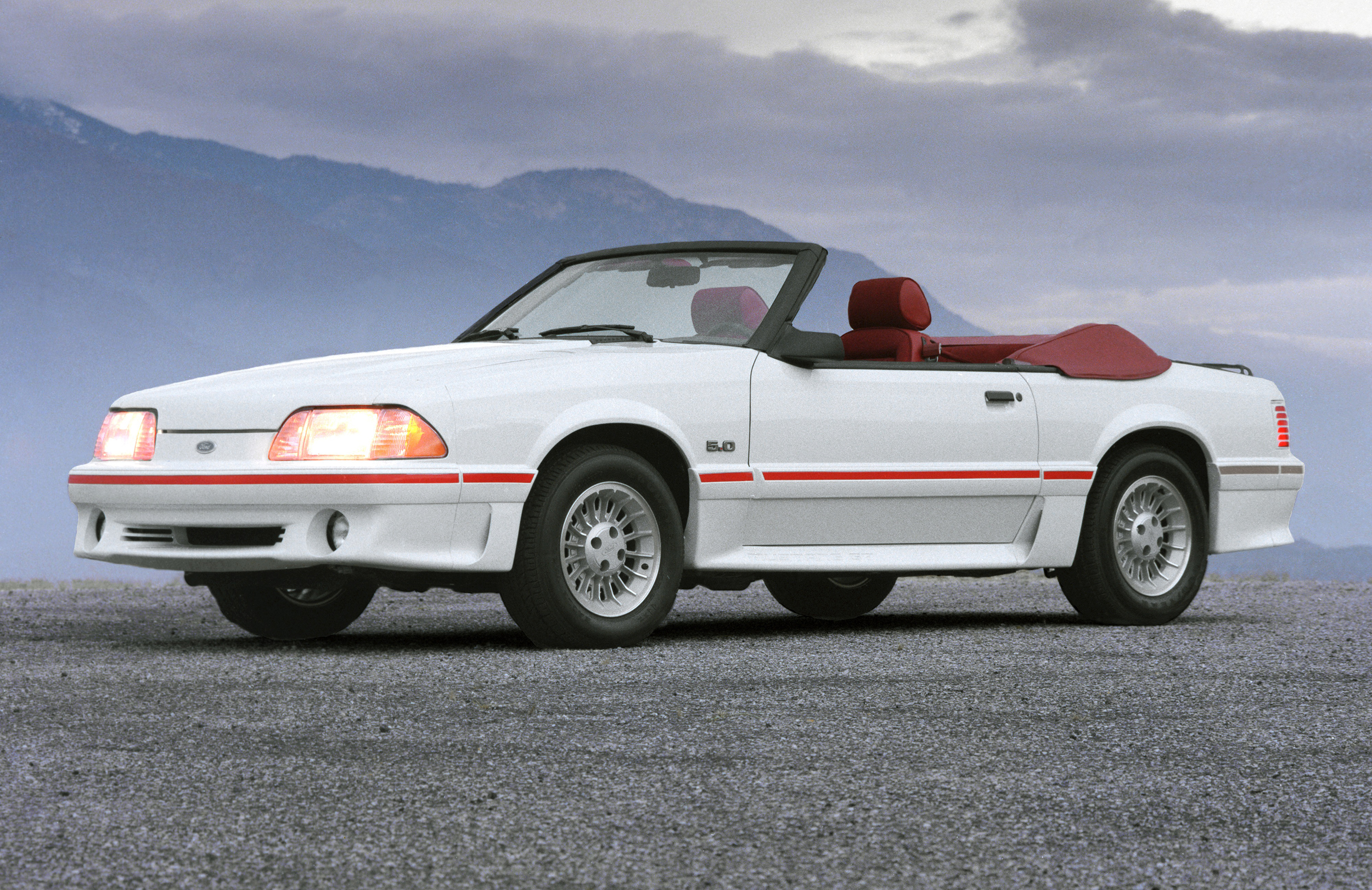 Mustang Turns 50 The Five Decade Evolution Of An Iconic