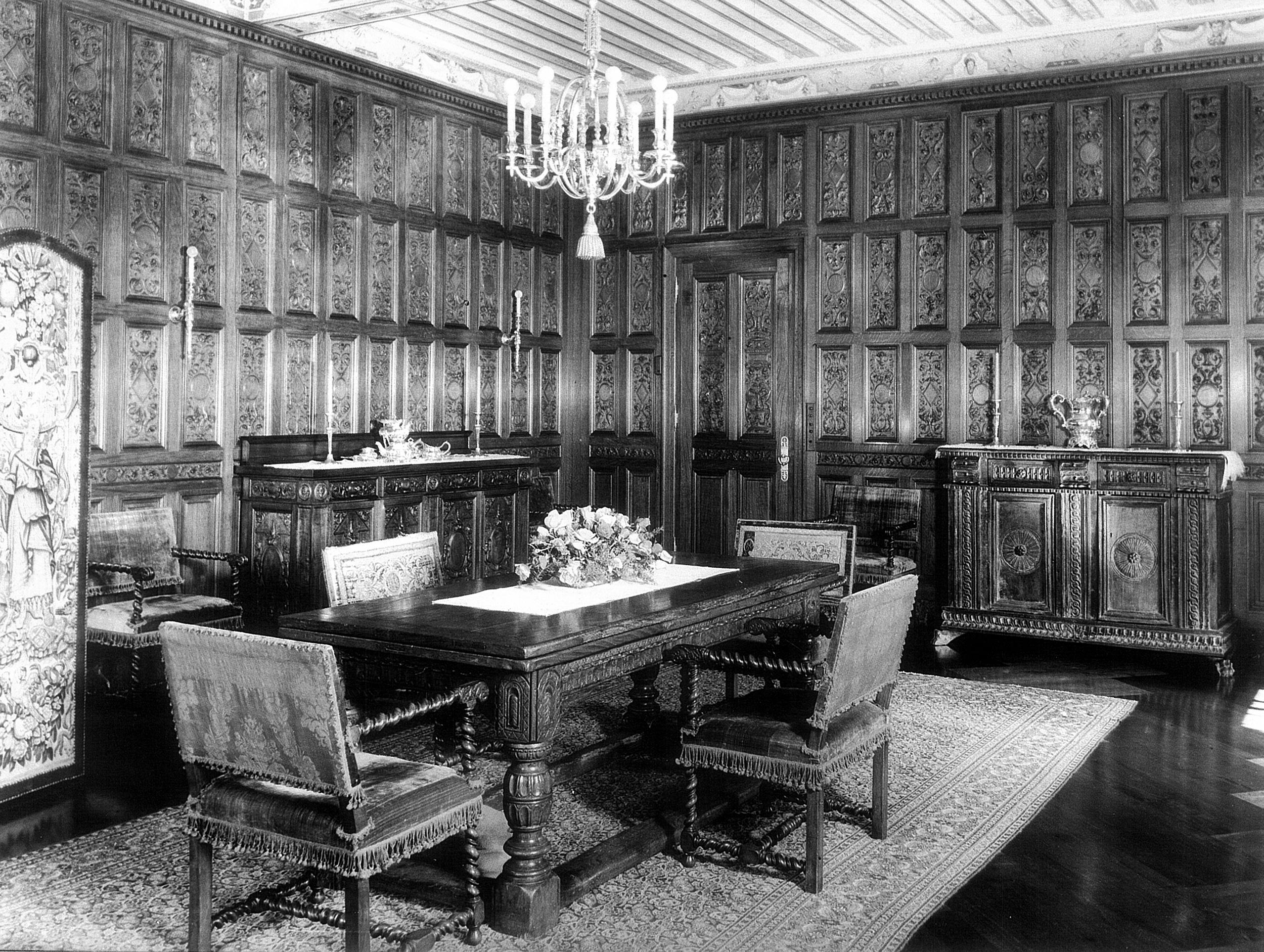 A Tour of Huguette Clark's Empty Mansion, Bellosguardo ...