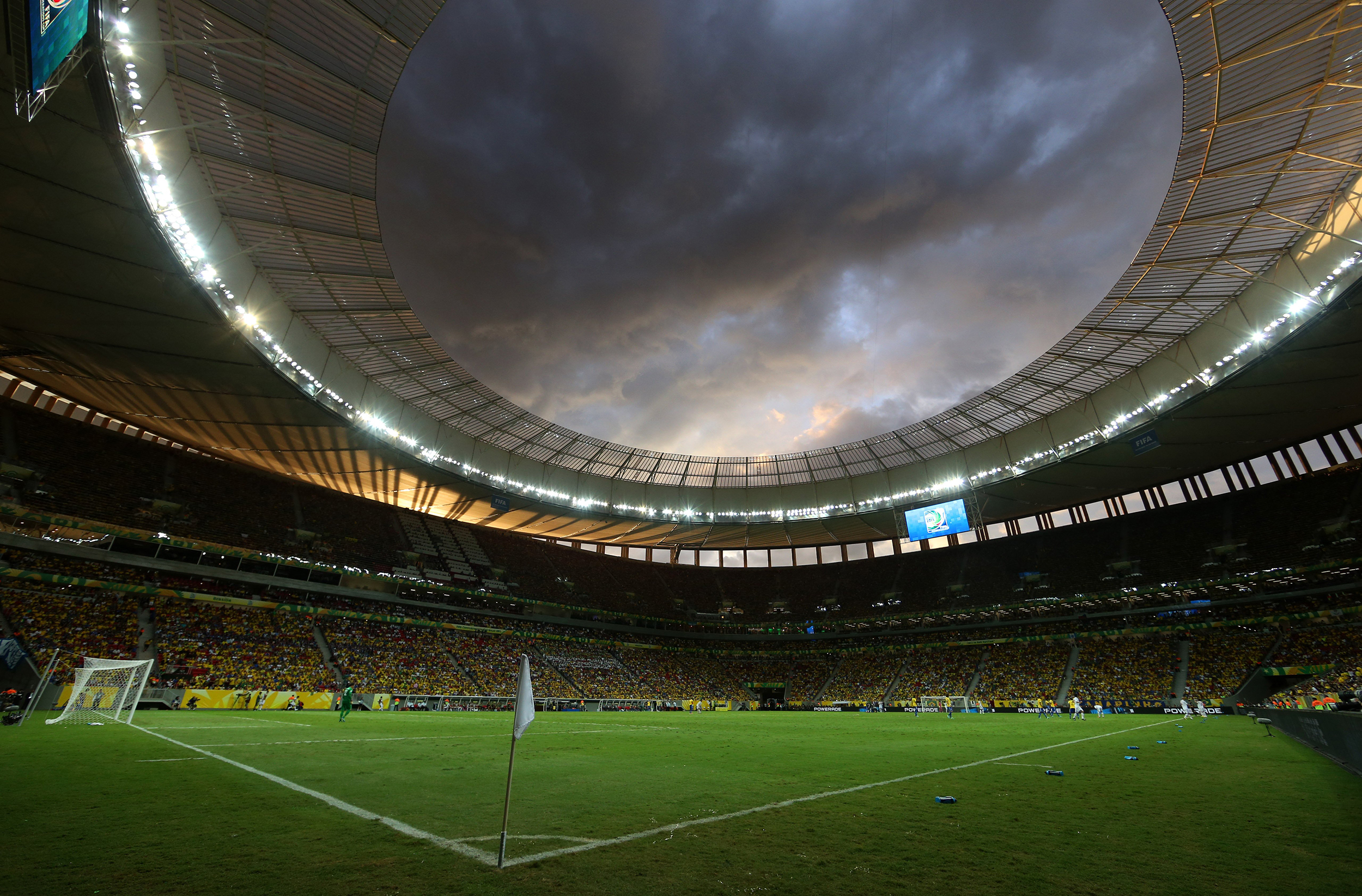 Resultado de imagen de soccer stadium