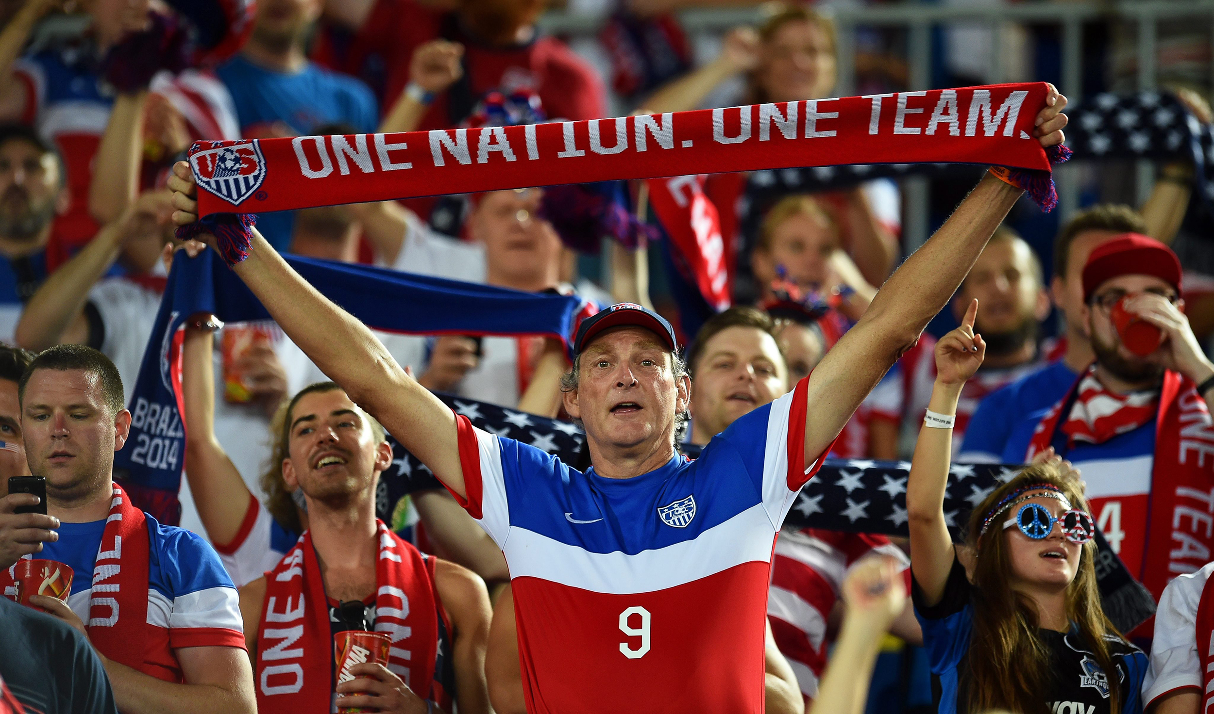 Usa Soccer Fans World Cup 1000+ images about Wor...