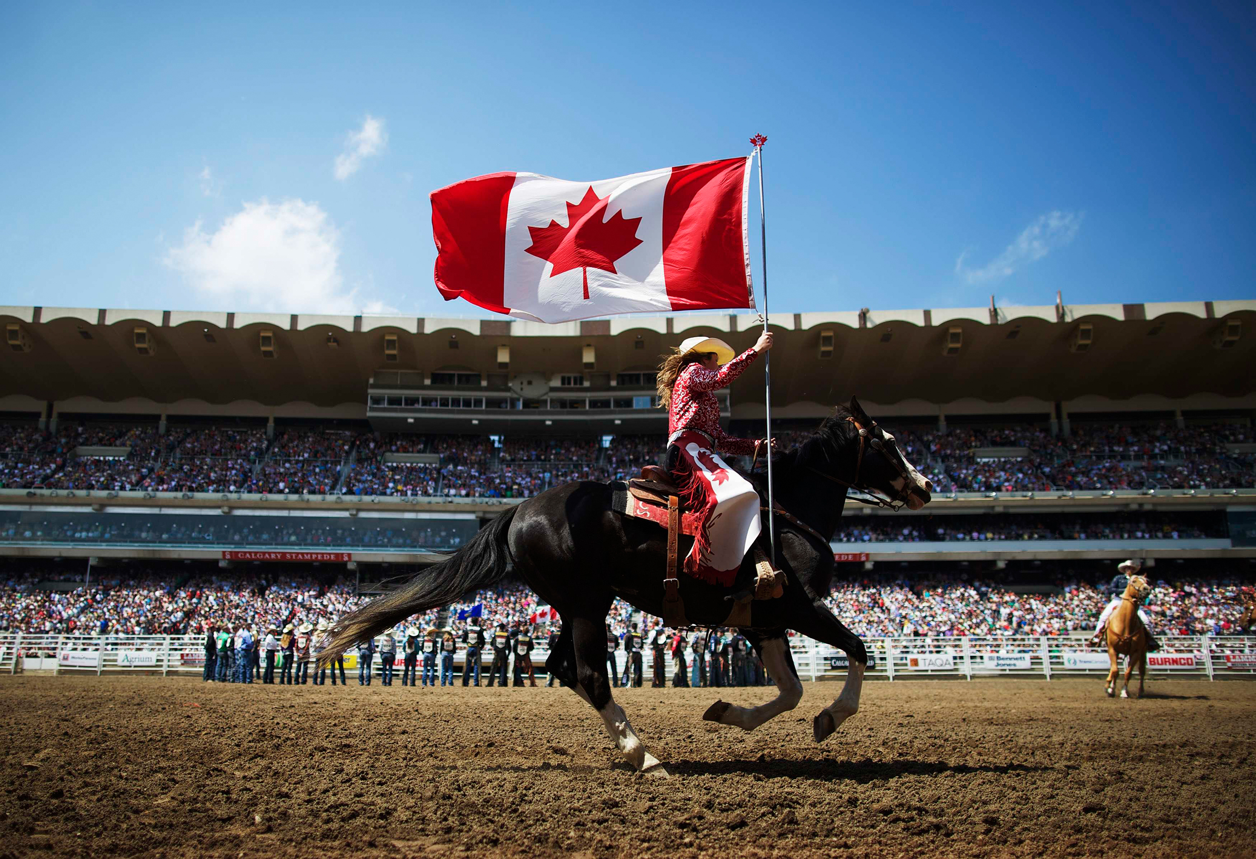 Let's Ride! Calgary Stampede Kicks Into High Gear