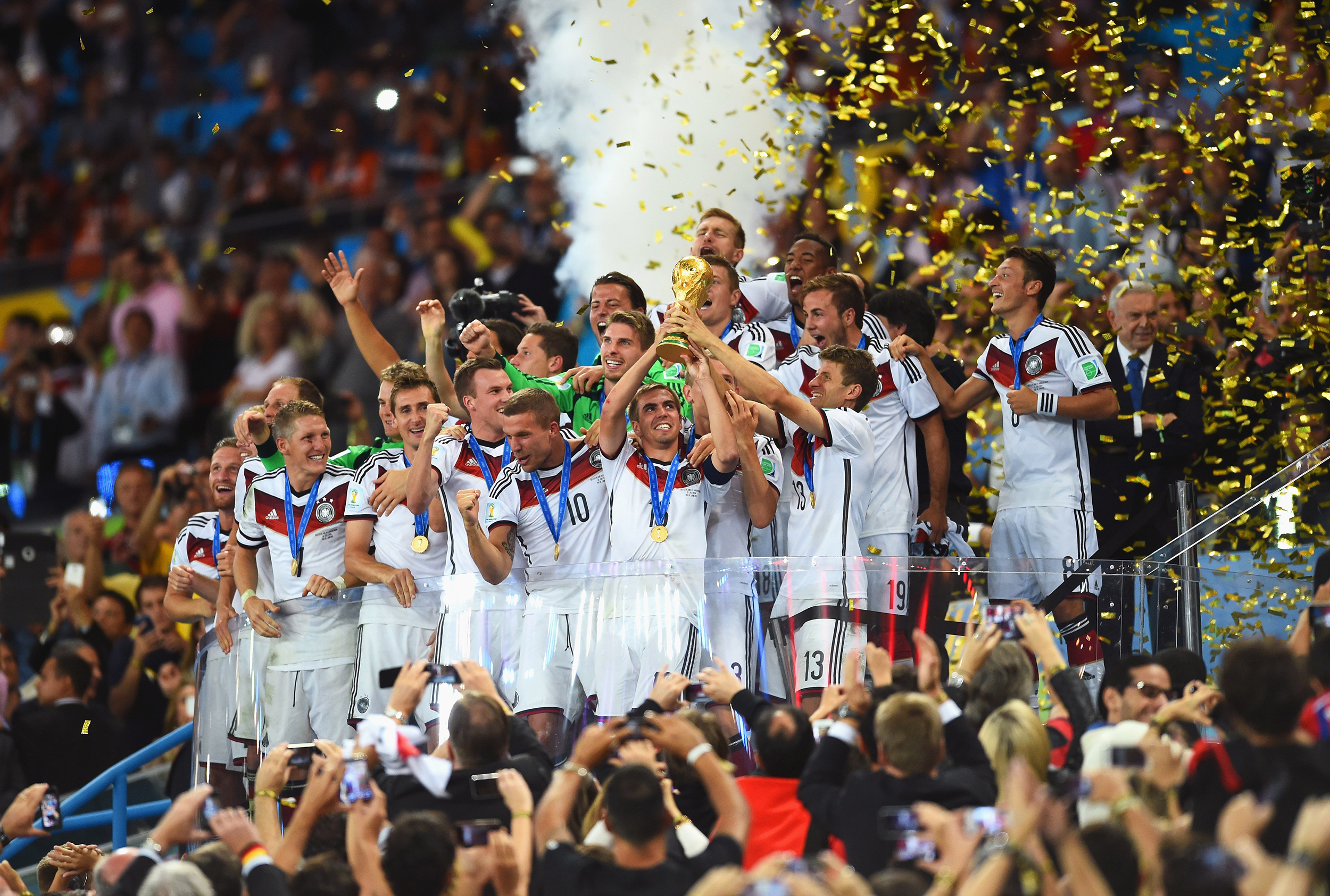 Germany Triumphs Over Argentina in World Cup Final NBC News