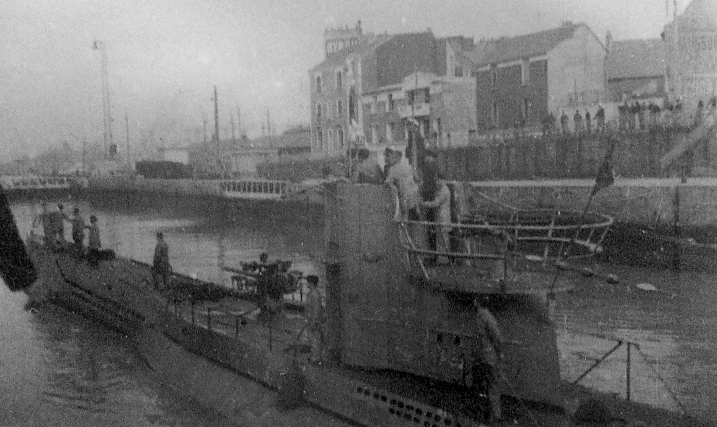 Archive Photos Show German U-Boat Crew on World War II Mission - NBC ...
