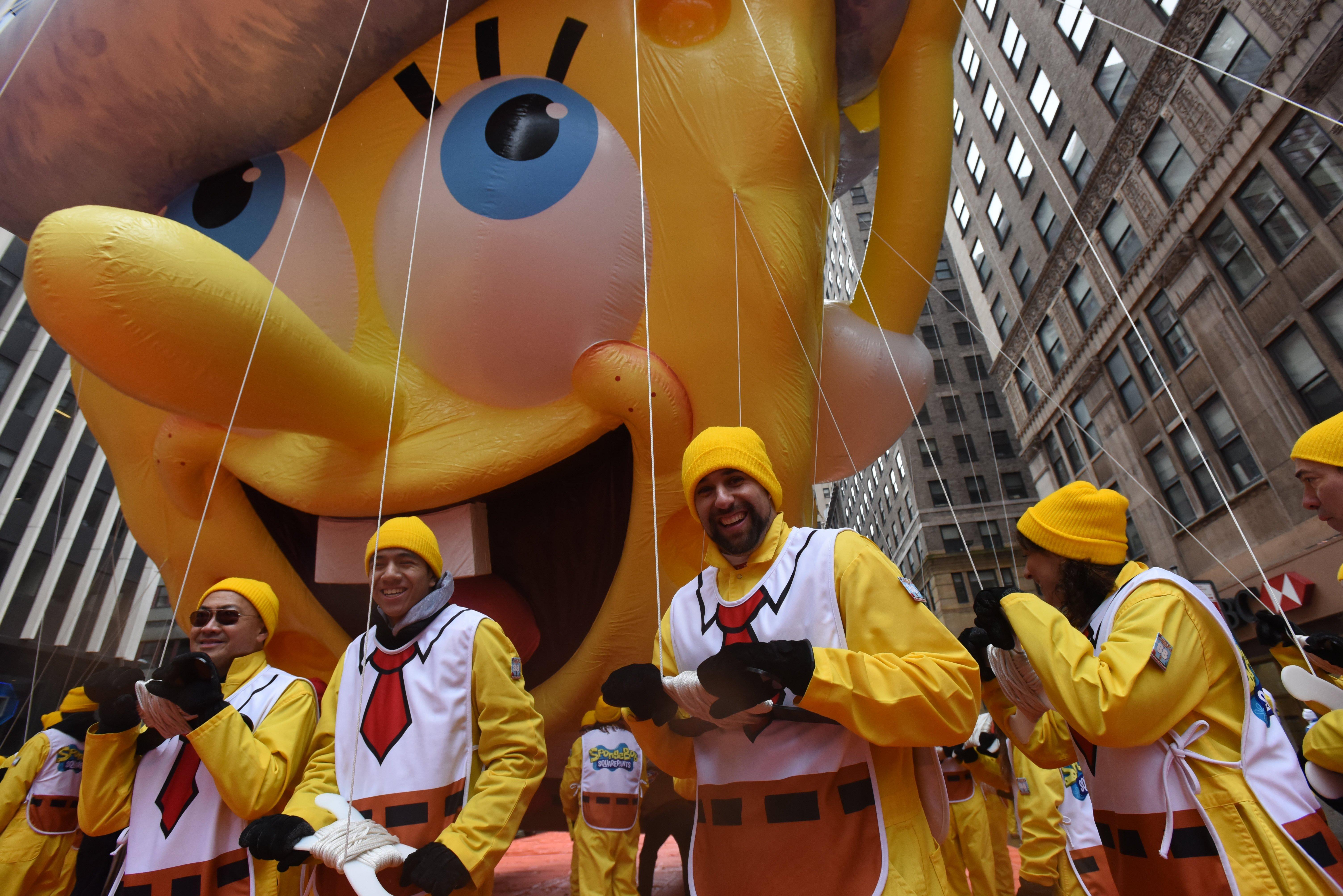 how to make a parade balloon