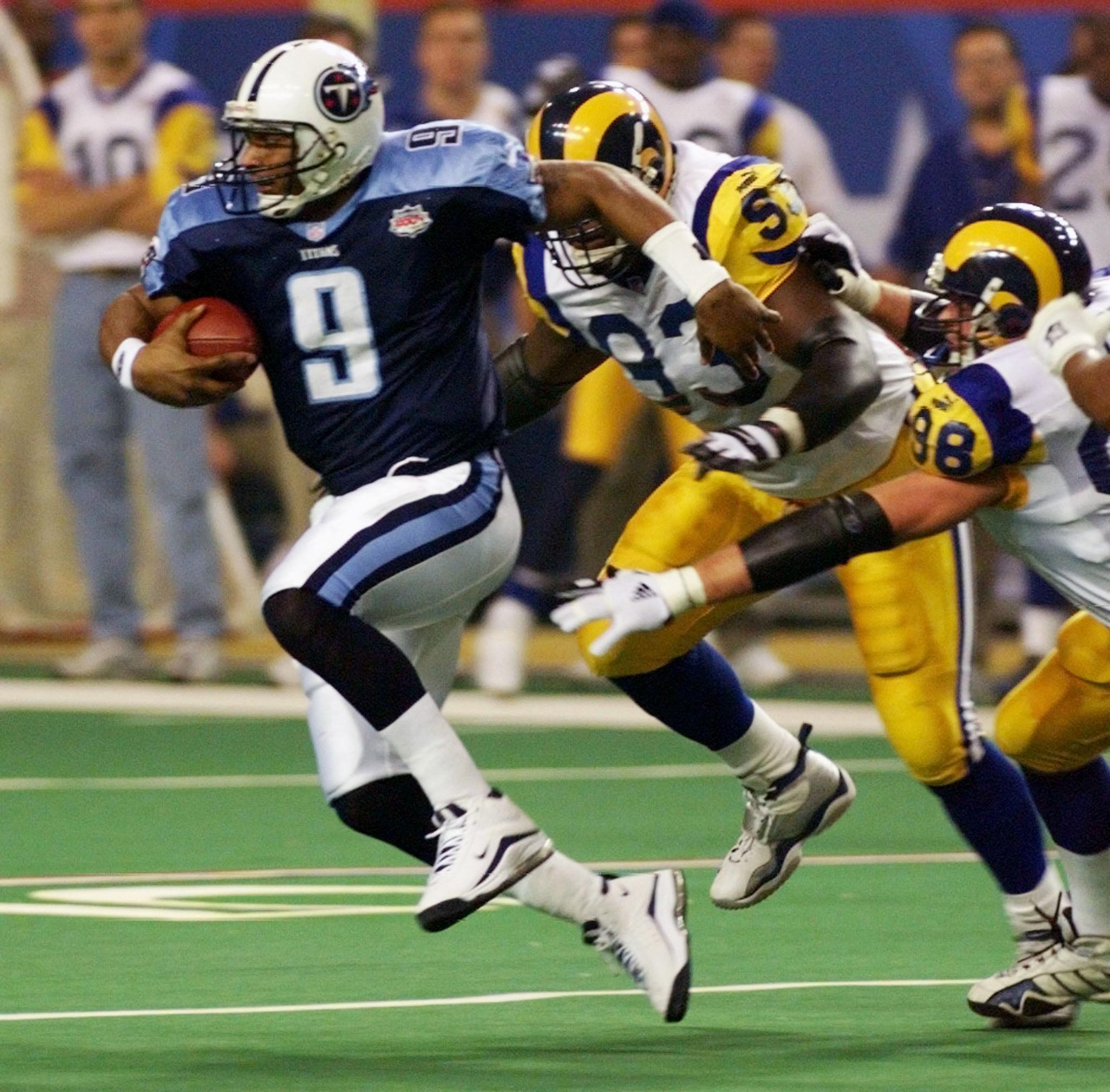 Black Quarterbacks That Made The Super Bowl Nbc News