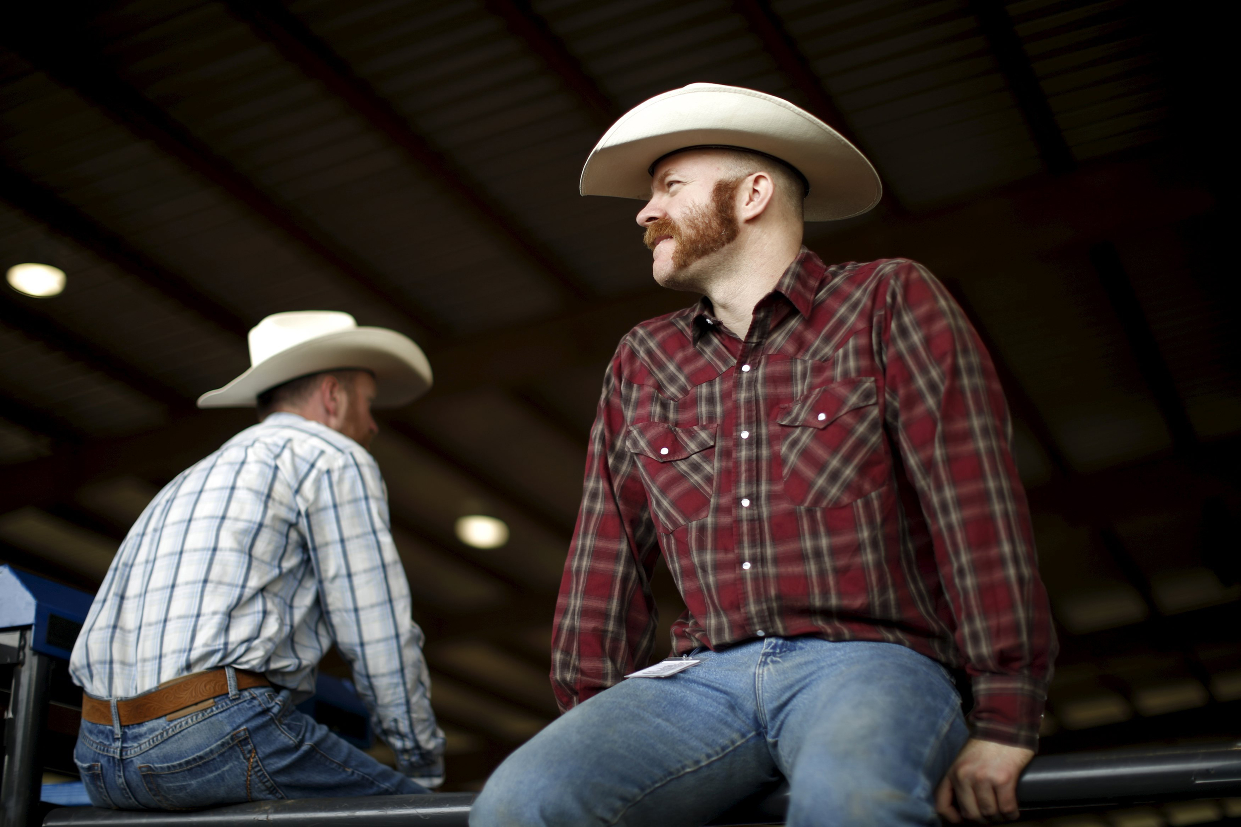Gay Rodeo Rocks Hotbed Of Rights Fight Nbc News