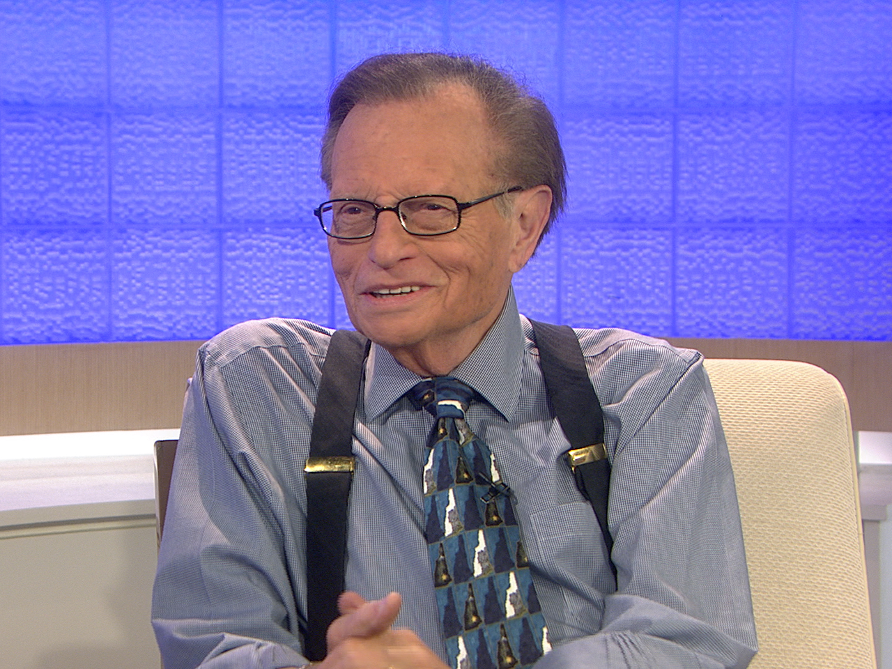 Larry King Breaks Silence After Deaths Of Children Andy And Chaia