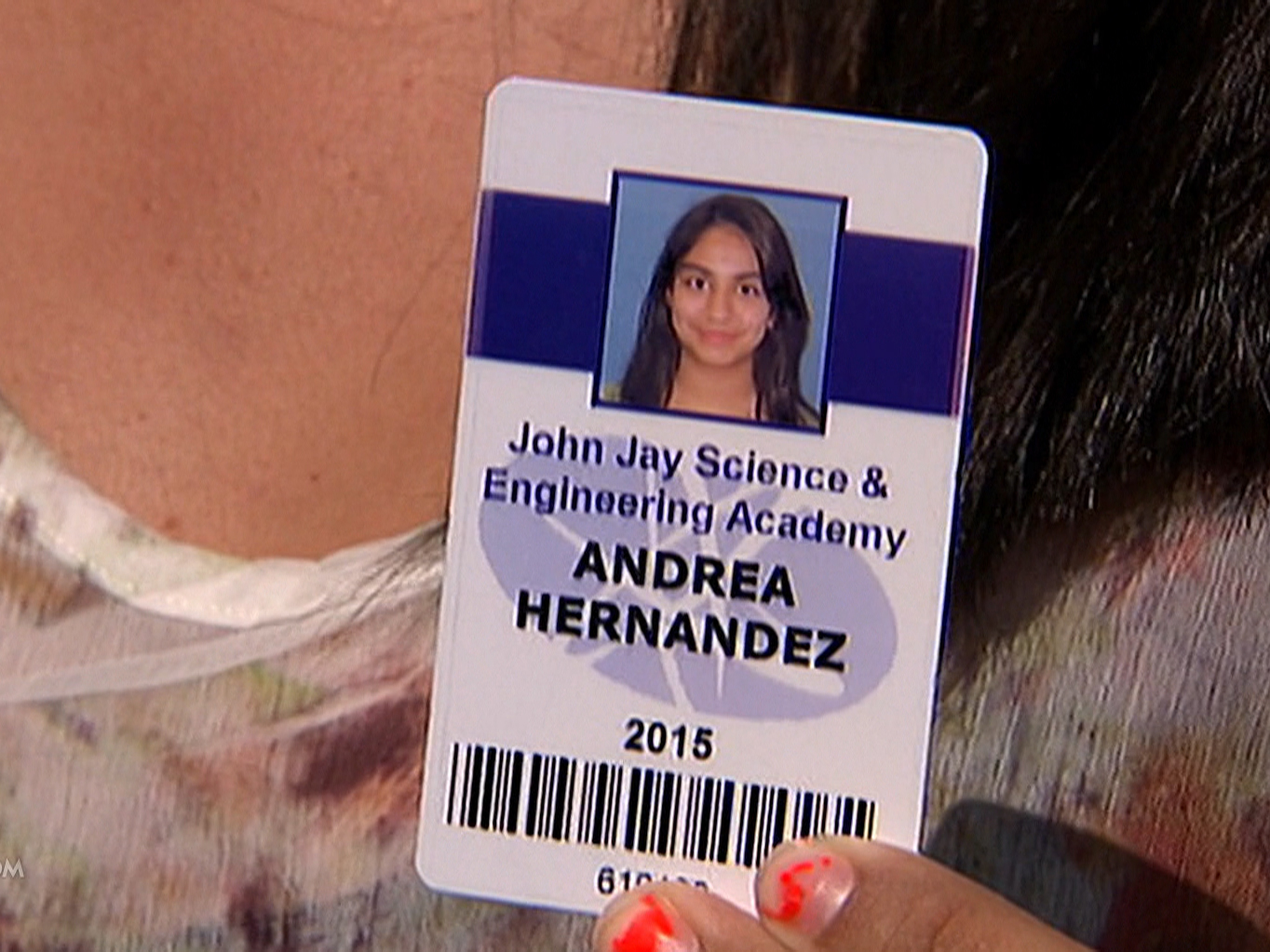 school id badges track students