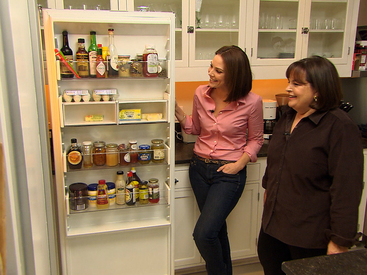 at home with ina garten preparing for the holidays today com