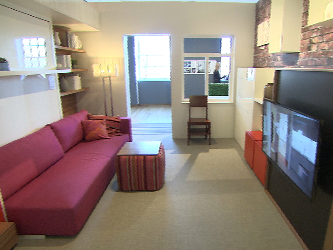 Tiny Apartments Pack Nyc Life Into 350 Square Feet Today Com