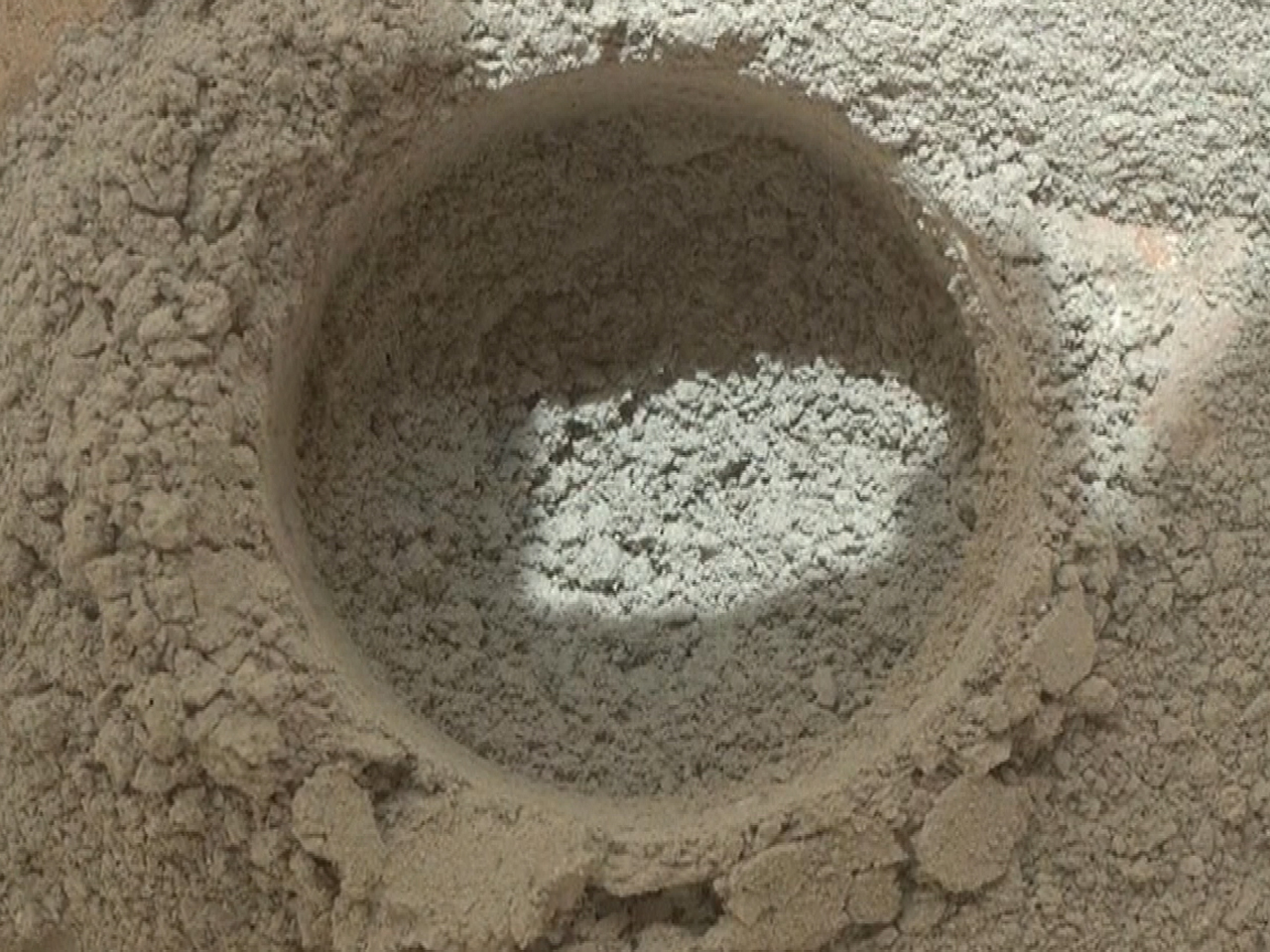 Latest News On Curiosity Rover - Pics about space