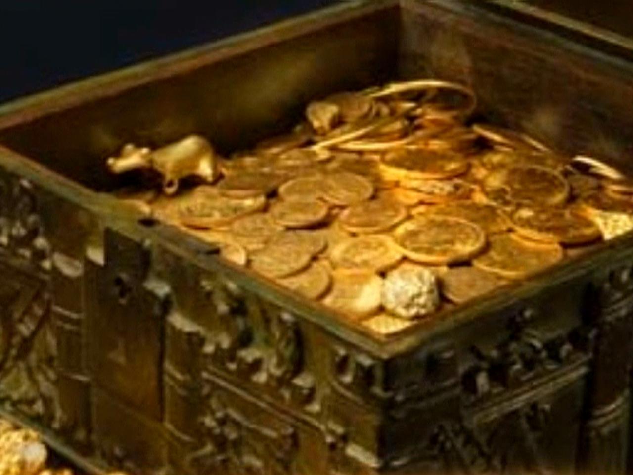 Forrest Fenn Treasure Clues