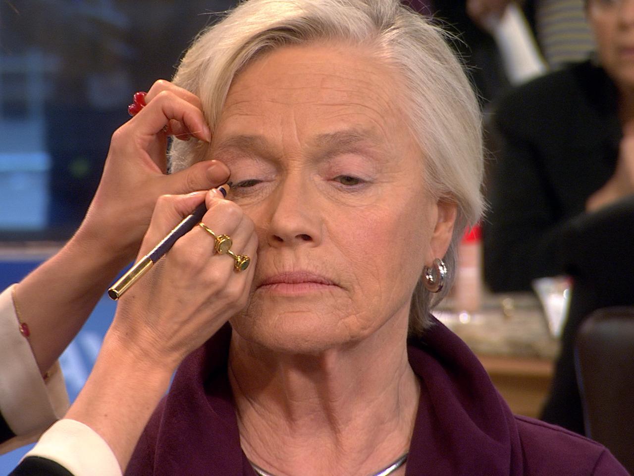 Glam-mas: Makeup tutorial for seniors goes viral