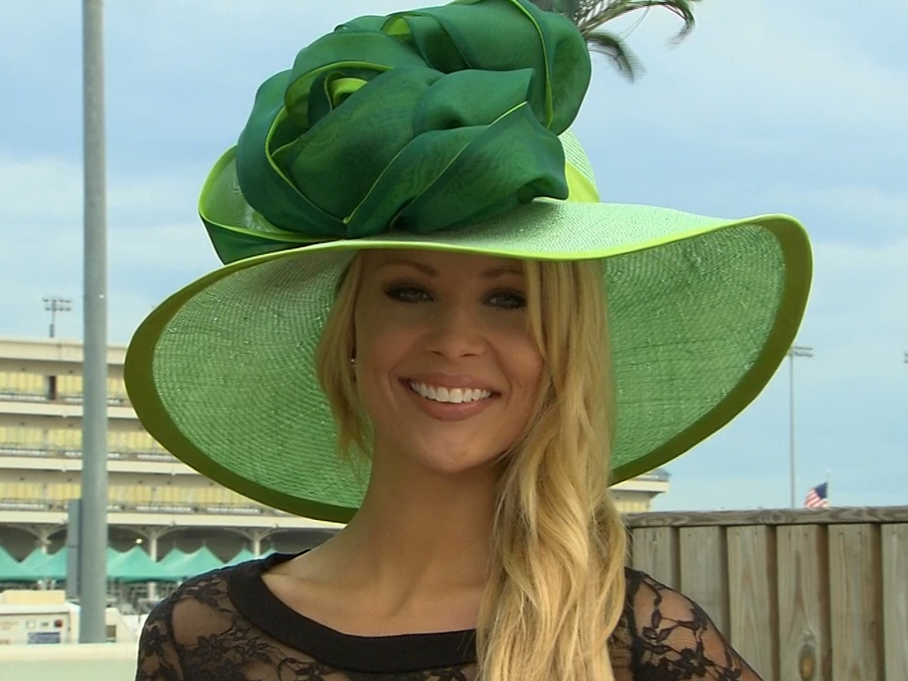 Get in the Derby spirit with colorful hats 070fba65088