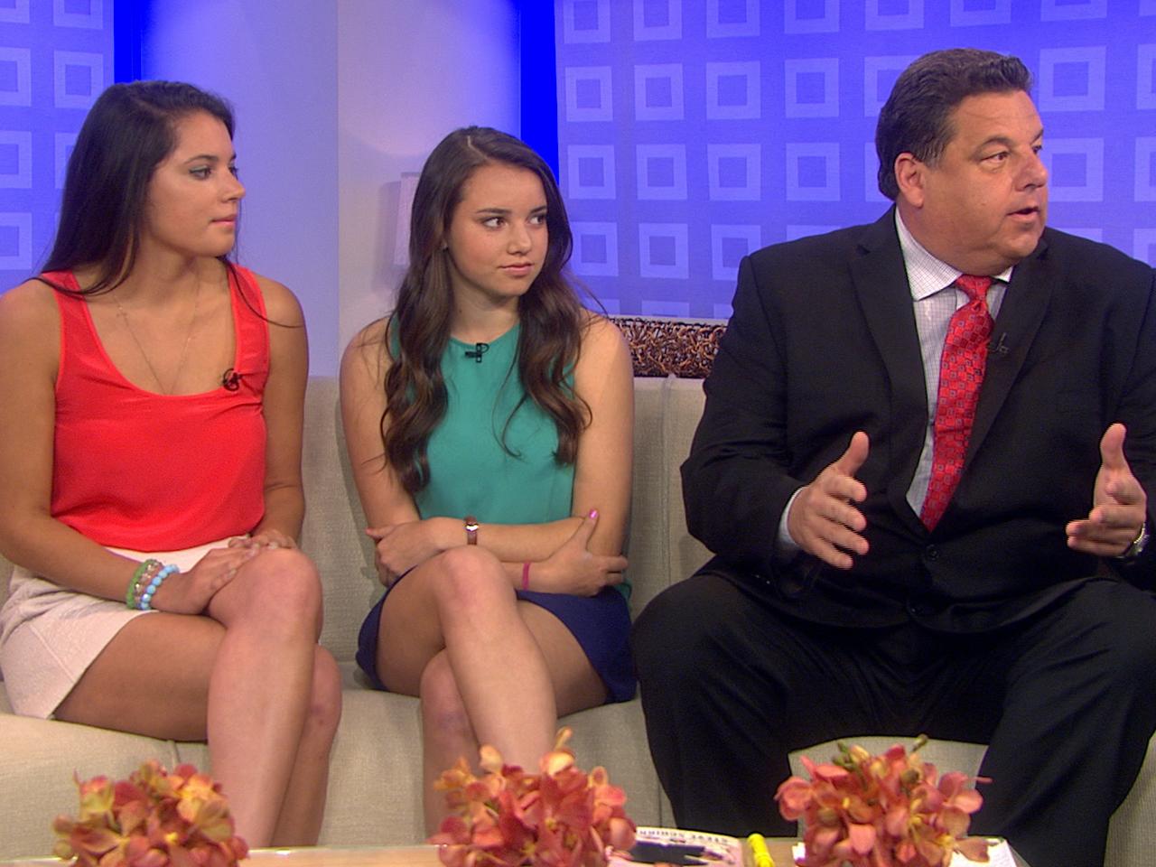Actor Steve Schirripa S Tough Rules For Daughters