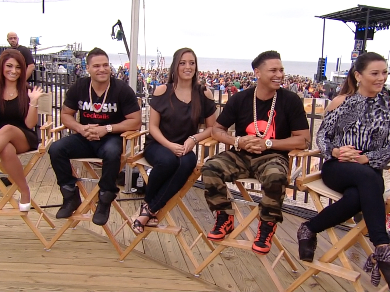 Pauly d i can t believe shore recovery progress today com