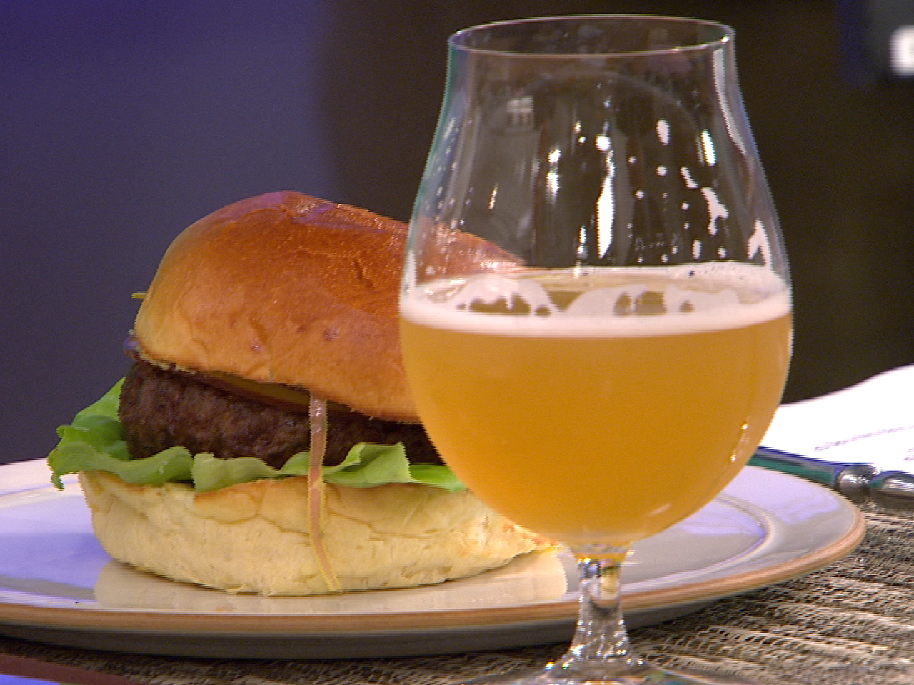 Best beers to pair with burgers, fish, more
