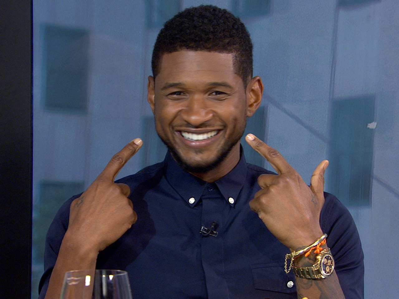 ushers haircut in the voice usher the voice 2013 haircut