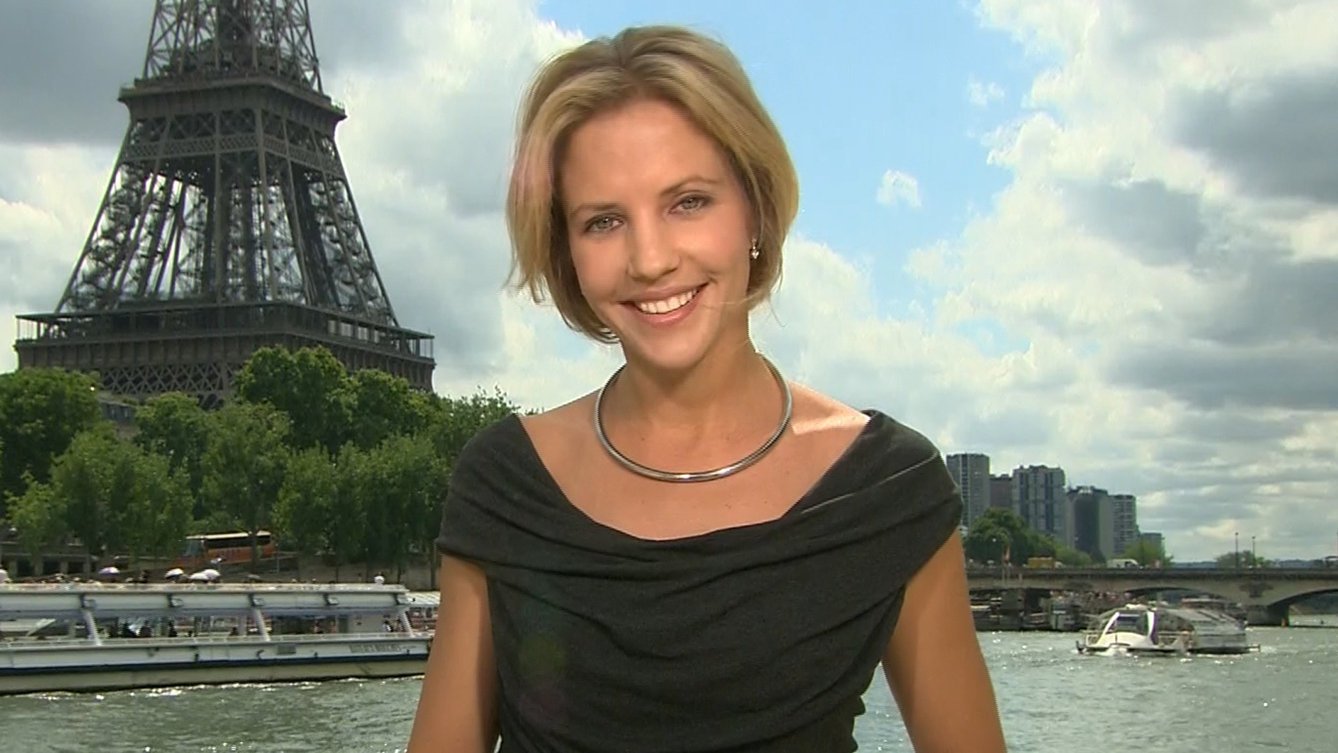 Anchors congratulate Michelle Kosinski on engagement ...