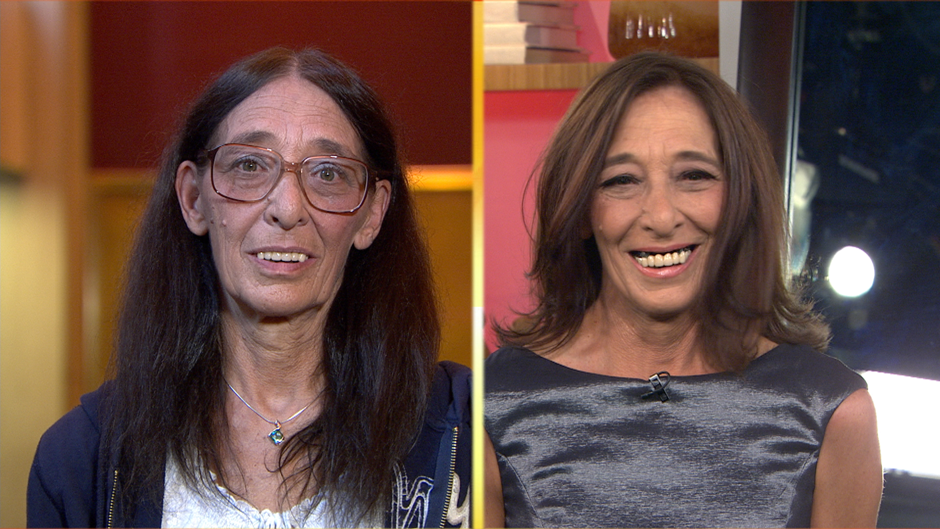 These 60 Plus Makeovers Shock Husbands Friends