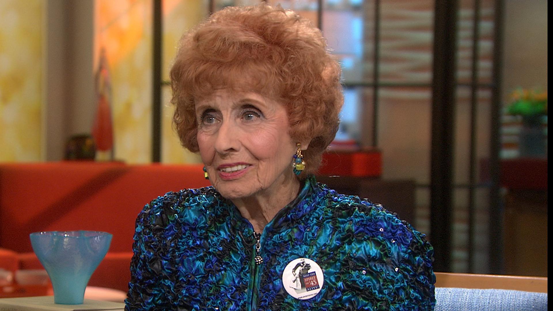 Member Of Rosie The Riveter Brigade Still Going At 93