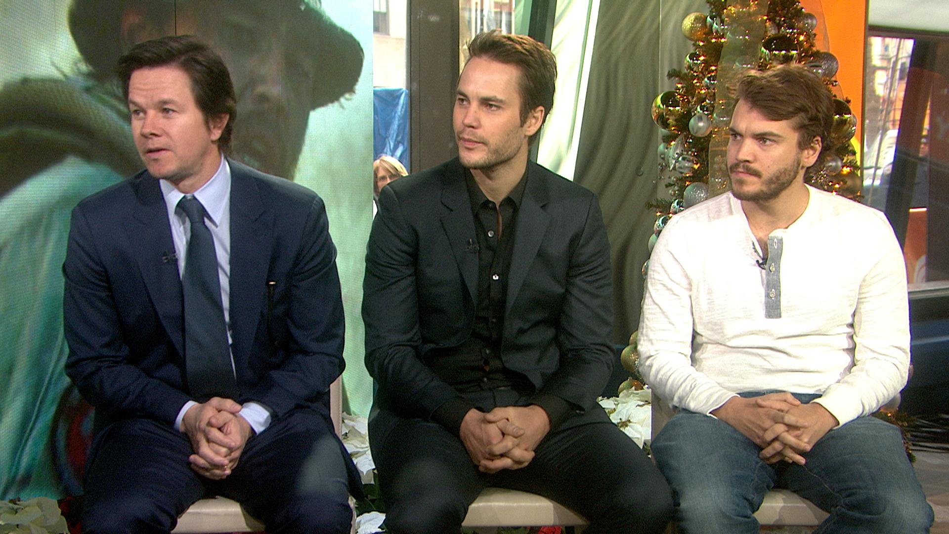 Mark Wahlberg, Taylor Kitsch, Emile Hirsch