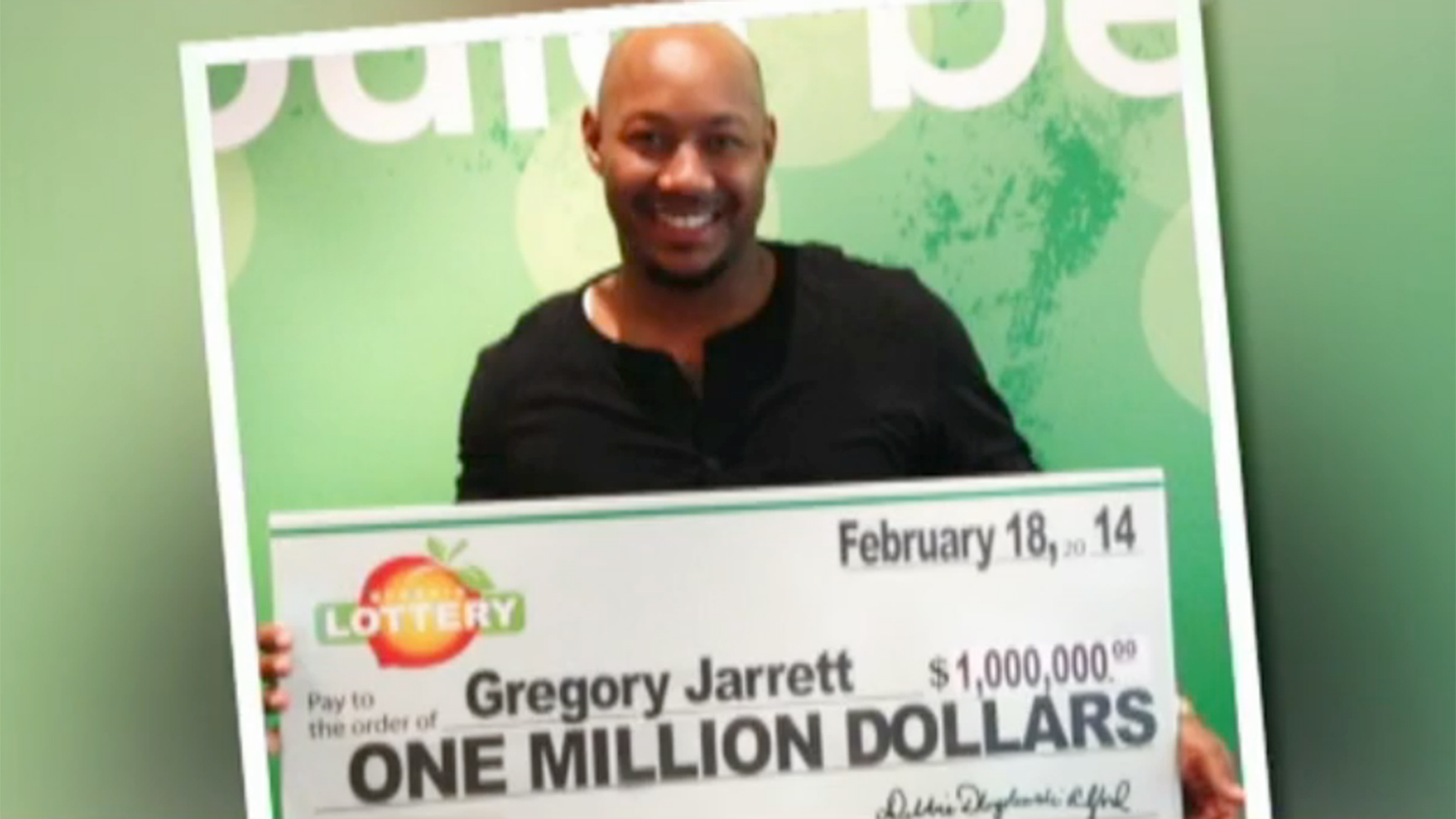 Georgia Man Cleaning His Room Discovers Winning Lottery Ticket