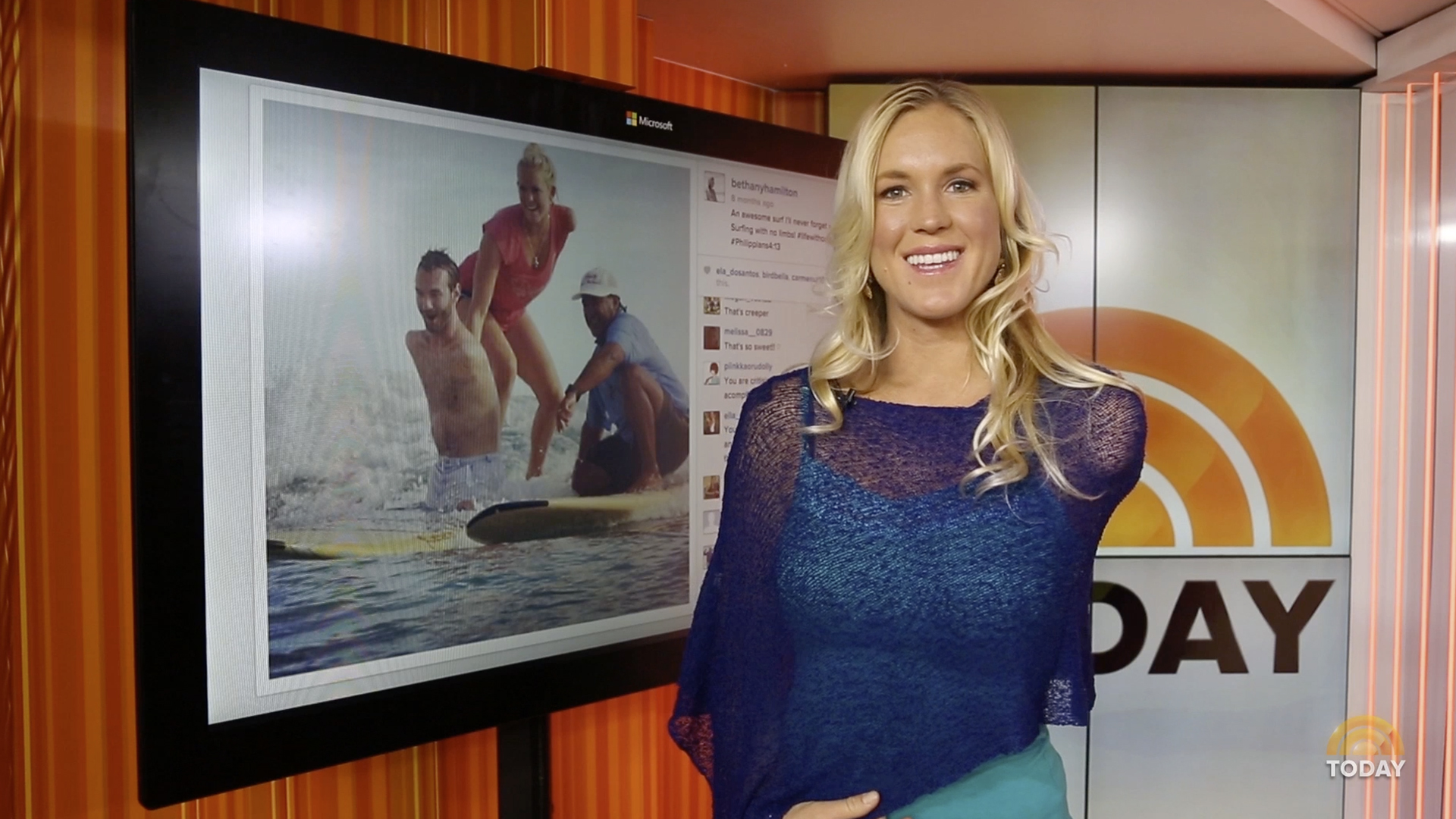 Surfer Bethany Hamilton On Finding Inspiration From Others