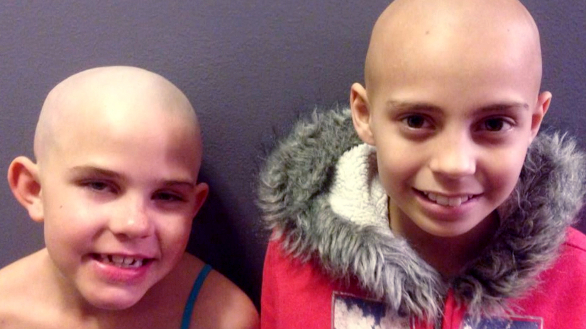 Uber With Kids >> Girl who shaved head for friend with cancer is allowed back in school - TODAY.com