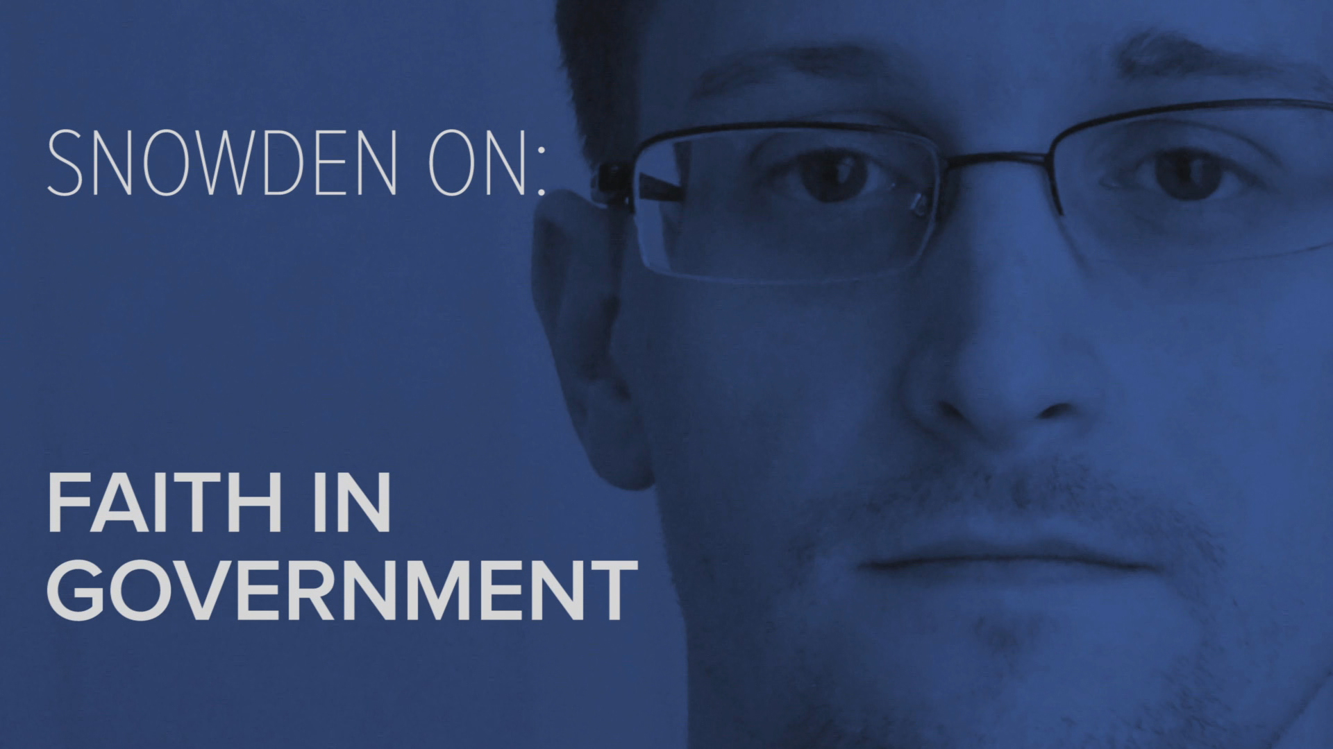 snowden on faith in government nbc news