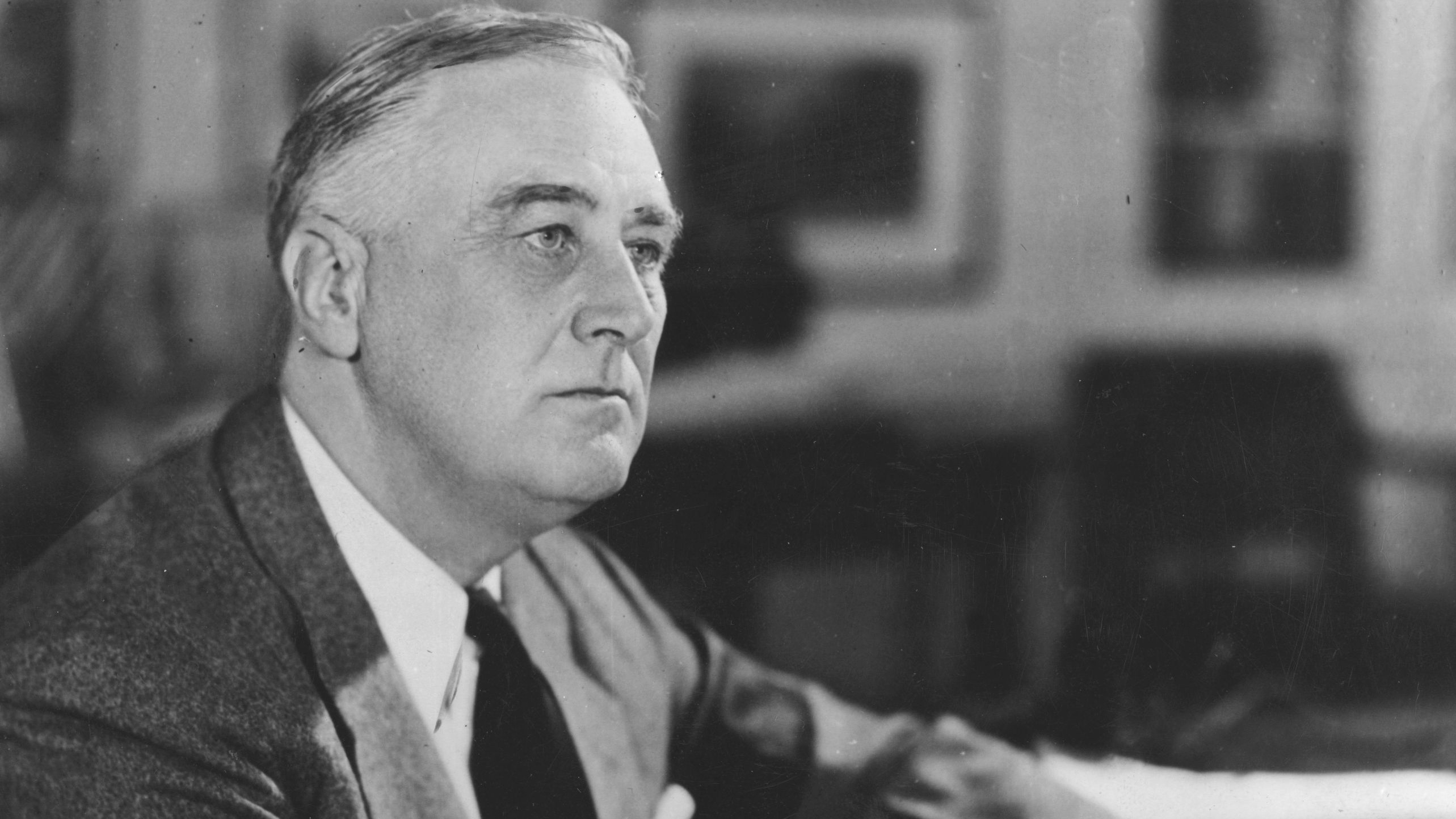the great influence of franklin roosevelt in america Brief biography of franklin d roosevelt in the great depression.